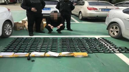 河?#25103;?#30495;枪案重审开庭9名玩具店主曾被刑拘