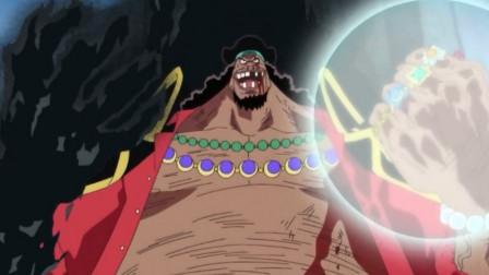 《海贼王》黑胡子双果实秘密被曝光?有可能与D之一族有关!