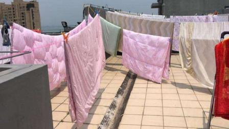 为什么美国人从来不在室外晒衣服被子?网友:小心被处罚
