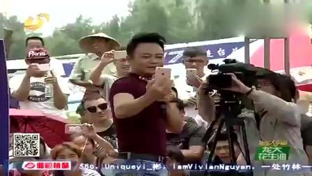 美女想和张志波走秀,竟遭武文拆台,直接给张志波的媳妇打电话!