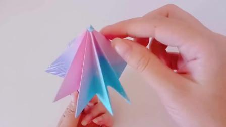 又一款漂亮的小花伞,关键是折起来还简单,最合适手残党了