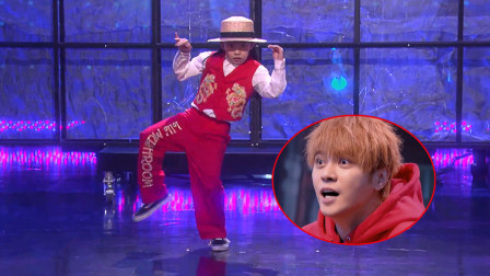 7岁中国女孩拿下街舞冠军,去美国表演帅呆老外,罗志祥:惊艳!