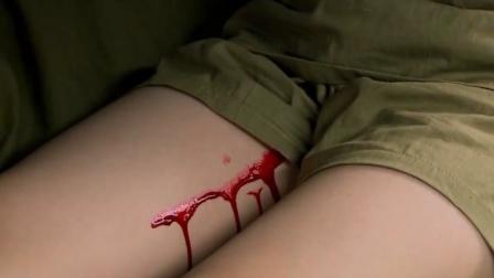 姑娘训练强度大,突然晕倒肚子痛,掀开被子里竟然全是血!