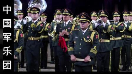 当时轰动英国的中国解放军军乐团的表演,赢得全世界的称赞