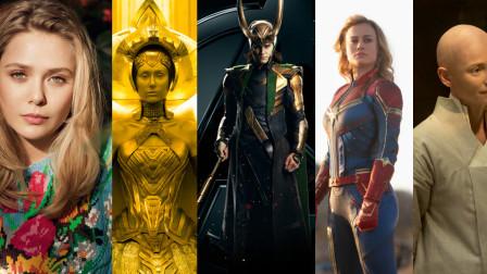 为什么洛基一直没有女朋友?原来在戏外,他早已拿下这四位女英雄