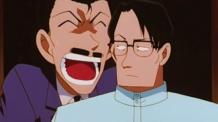 毛利小五郎被误会患有尿血症,小五郎怒了,你才肾不好呢!