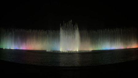 【音乐喷泉】苏州金鸡湖音乐喷泉完整版 - 20190531