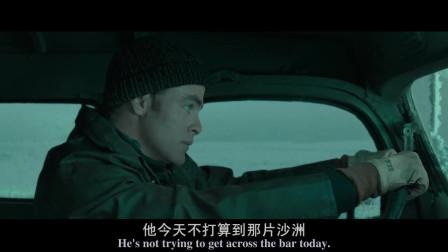怒海救援:小伙回忆往事,一句话令车上气氛沉闷!