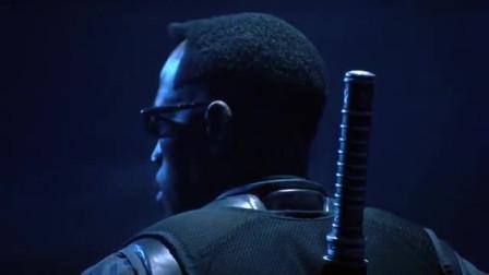刀锋战士3:刀锋战士带领特种,进攻进攻吸血鬼藏匿巢穴