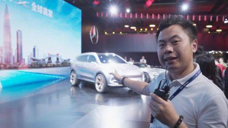 2019深港澳车展丨吴颖视频体验腾势概念车Concept X
