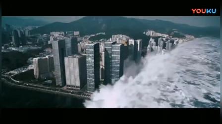 面对自然灾害,人类是那么的不堪一击,这力量足可以毁掉地球!