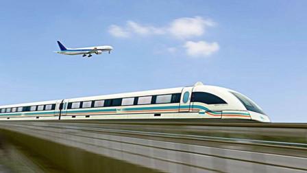 高速磁悬浮列车下线,时速600公里,跑一趟京沪只要3.5小时?