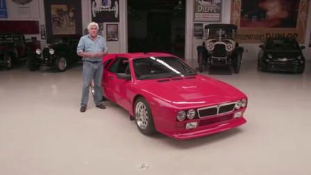 比法拉利还稀有! B组传奇神车, 蓝旗亚Lancia 037 Stradale街道版试驾