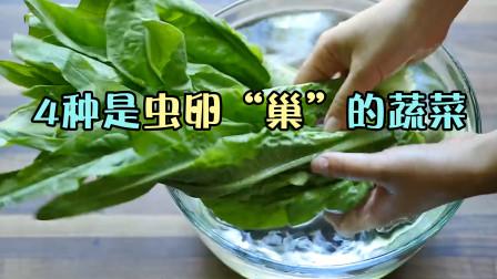"""这4种蔬菜是虫卵的""""巢"""",空心菜上榜,看完你敢吃吗?"""