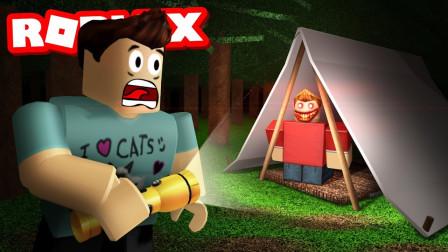 小格解说 Roblox 越狱故事模拟器:疯狂监狱逃生!杀手就在身边?乐高小游戏