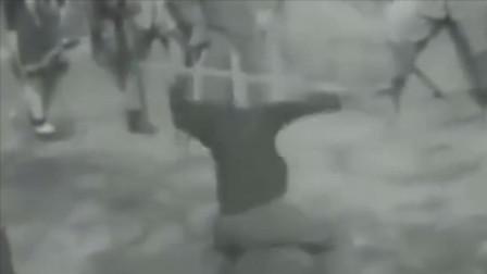100年前的武林高手如何練功, 黑白錄像還原真實的傳統武術!