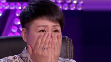 妈妈咪呀: 美丽盲人妈妈20年后首走秀耀灿舞台,爱的力量无限大