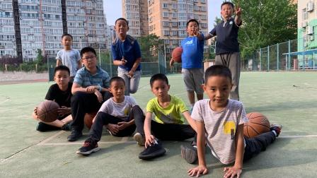 2019-6-1小小篮球比赛