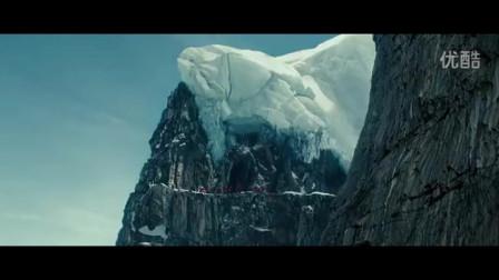 珠穆朗玛峰上玩追逐戏,这是真厉害,太厉害了!