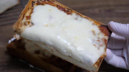 ka酱,如何利用高筋粉制作吐司以及味增奶酪烤吐司的教程!