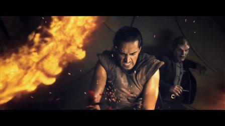 【电影盘点】屠魔战士中精彩片段,燃爆你的电影片段第二十二期