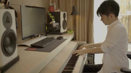 《夜色钢琴曲》星辰 - 赵海洋 演奏视频