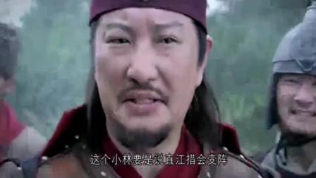 东瀛忍者还想偷袭,不料被乱箭射杀,太精彩了.
