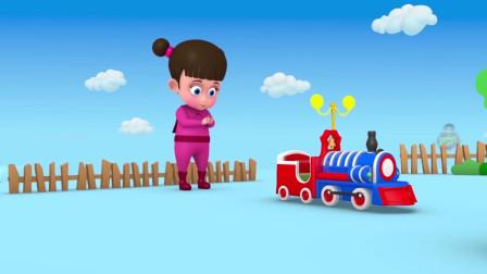 超级宝宝乐趣玩足球戒指游戏学习水果儿童水果名称儿童水果