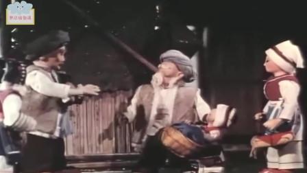 1959.雕龙记(木偶)精彩片段(19)