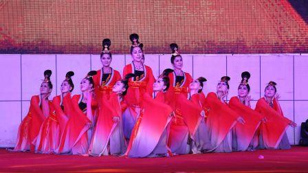 舞蹈《盛世霓裳·传承》马鞍山市雨山区佳山乡文化站