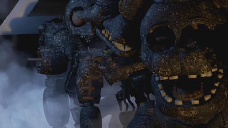 【霜霖永恒】玩具熊的五夜后宫:最终之夜2.EP4.恐怖四人组全体出动