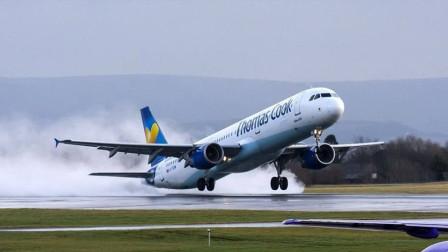 飞机那么重,为什么飞机降落前速度那么低,却不会从天上掉下来?