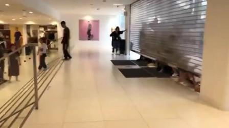 """上海商场惊现""""釜山行""""画面?真相居然是某品牌促销!"""