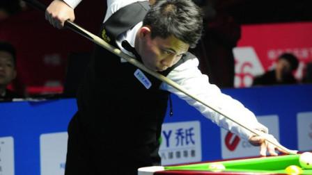 """世界冠军""""准神""""郑宇伯,看看他的发力,后手像有液压助力一样!"""