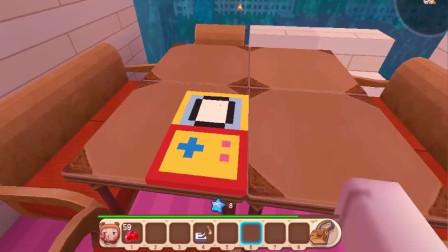 迷你世界:薯片为了玩游戏机,让土豆和半拉消失,不料又后悔了