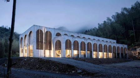 全世界高水准的混凝土房,藏在中国四线小城里,骄傲!