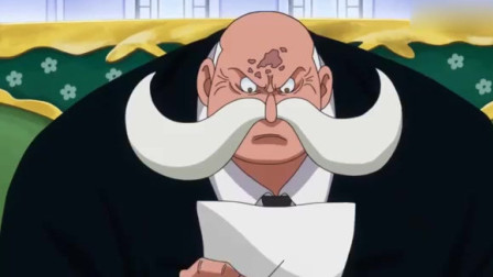 海贼王:听到孙子路飞悬赏金15亿,卡普笑了:他还只是个愣头青呢