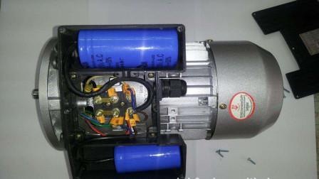 为什么要在马达上安装电容,有什么作用呢?今天算长见识了