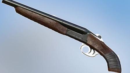 【游物语之口水吃鸡】我是散弹枪 不是什么被锯了的短管猎枪