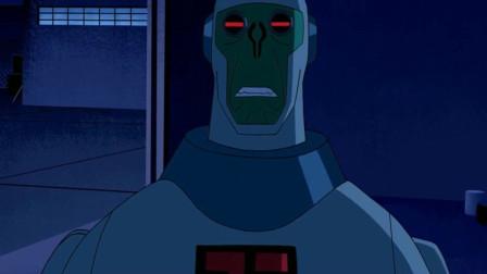 Ben10-手表失控,凯文与小玟同时变身外星英雄!