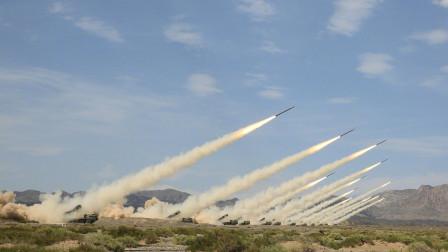 力挺伊朗,三万枚火箭弹已就绪!美军敢动手就开炮!