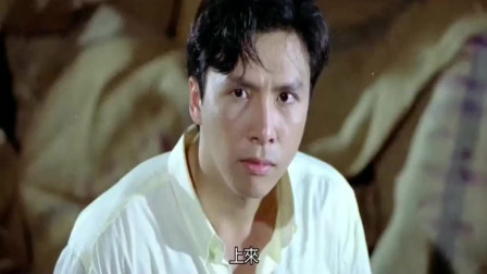 怒火威龙6胡督察遭黑鬼刺杀,甄子丹大战老外史蒂芬.