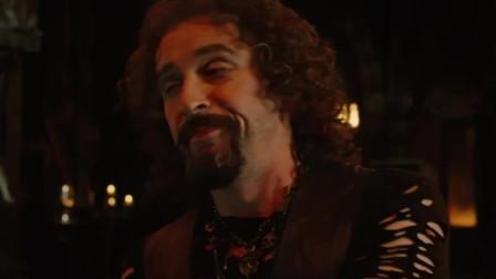 波西杰克逊:大名鼎鼎的冥王,没想到穿的这么嘲,下一秒变身吓坏众人