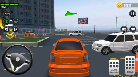 印度汽车驾驶学院3新车解锁驾照考试7安卓游戏
