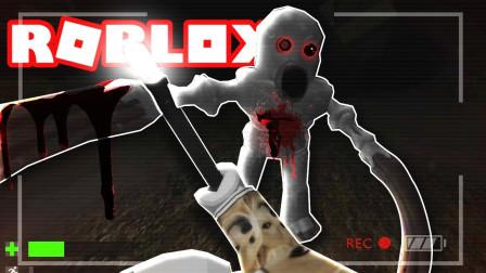 Roblox瑞克模拟器!迷幻森林冒险遭遇SCP怪物?咯咯多解说