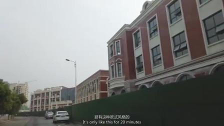 四川绵阳安州区这片曾烂尾的房子不知修了多少年可算修好了!