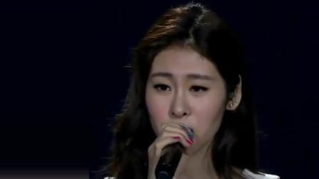 张碧晨优雅演唱邓丽君经典《我只在乎你》, 动人歌声让全场沉醉!