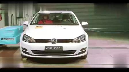 2017款大众高尔夫7拉丁美洲车辆测试机构全面测试