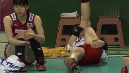 别人家的女神!日本E杯排球美女木村纱织, 一个动作让网友都暴动了