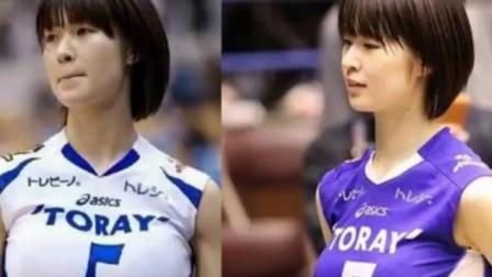 日本排球F级女神木村纱织,球技精湛, 长得一般,但人气却莫名得超高